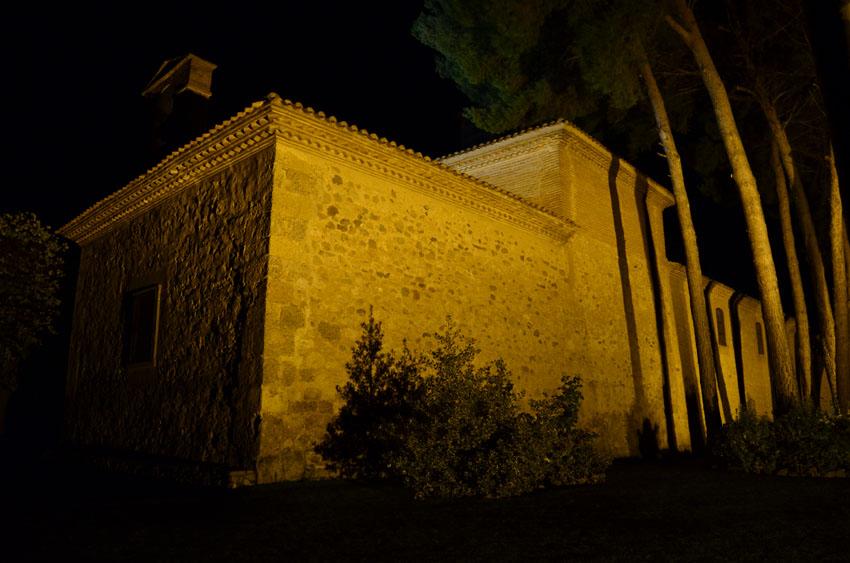 iluminacion ermita