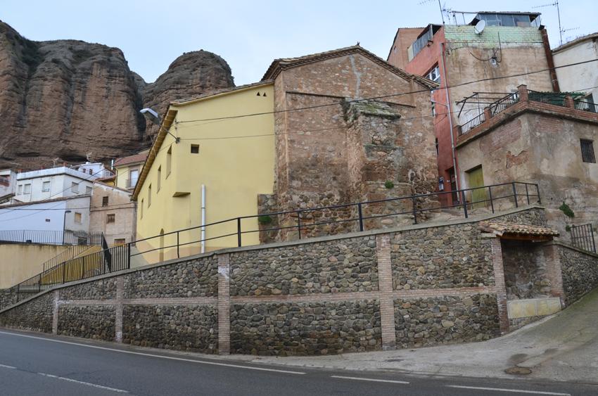 muro islallana