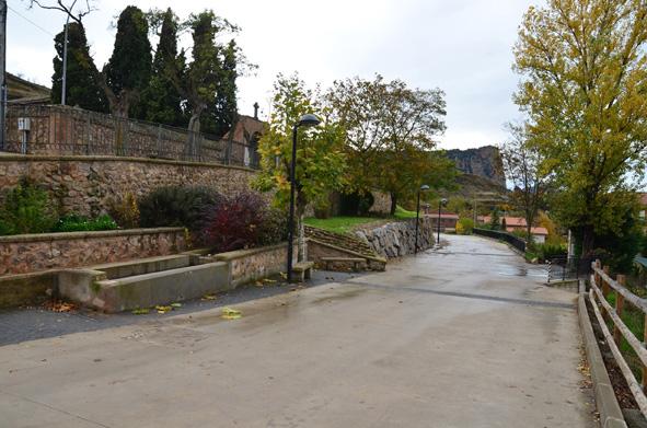 paseo ermita