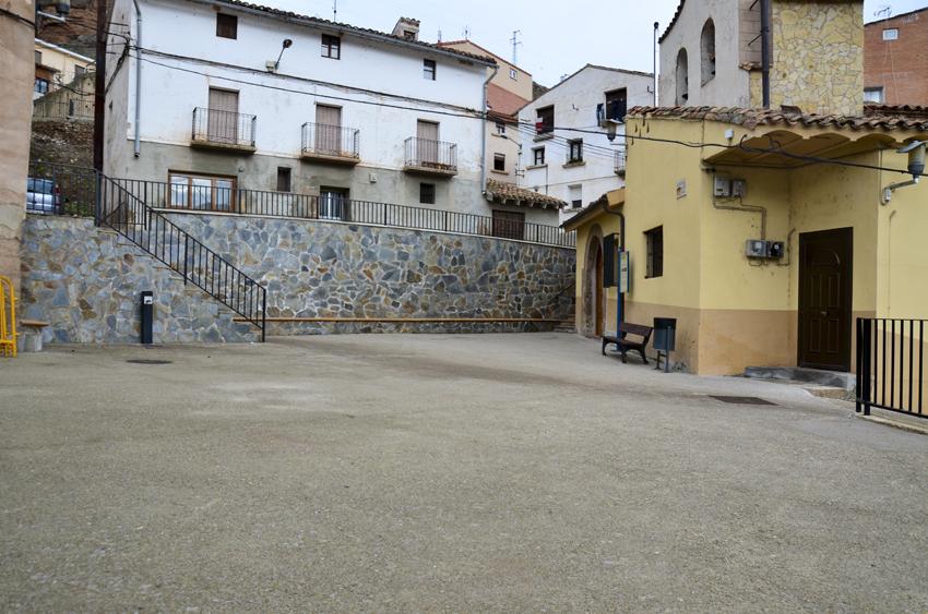 plaza islallana