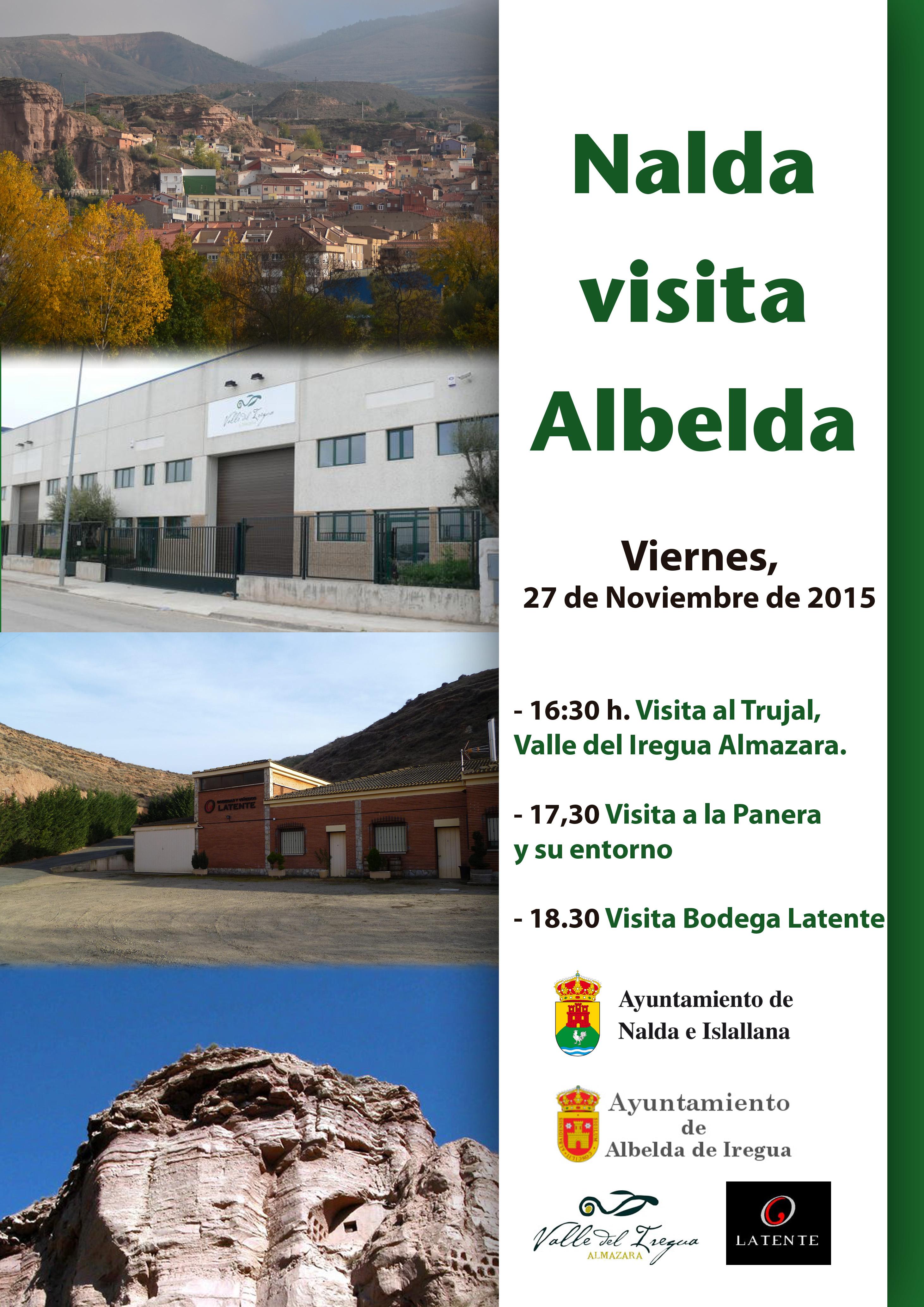 Visita Albelda