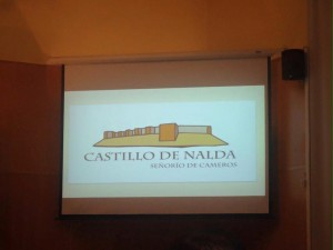 VIDEO PROMOCIONAL DEL CASTILLO DE NALDA