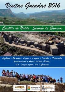 PROGRAMA DE VISITAS GUIADAS AL CASTILLO DE NALDA