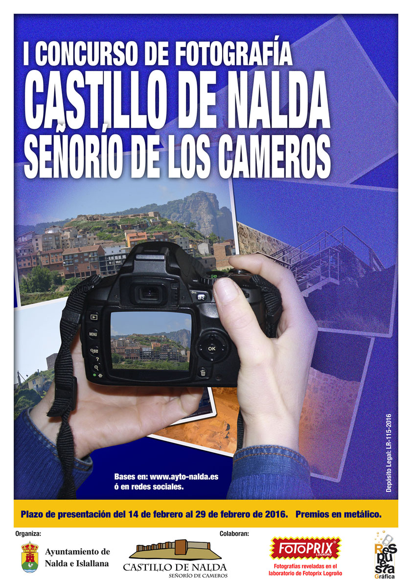 Concurso fotografia castillo