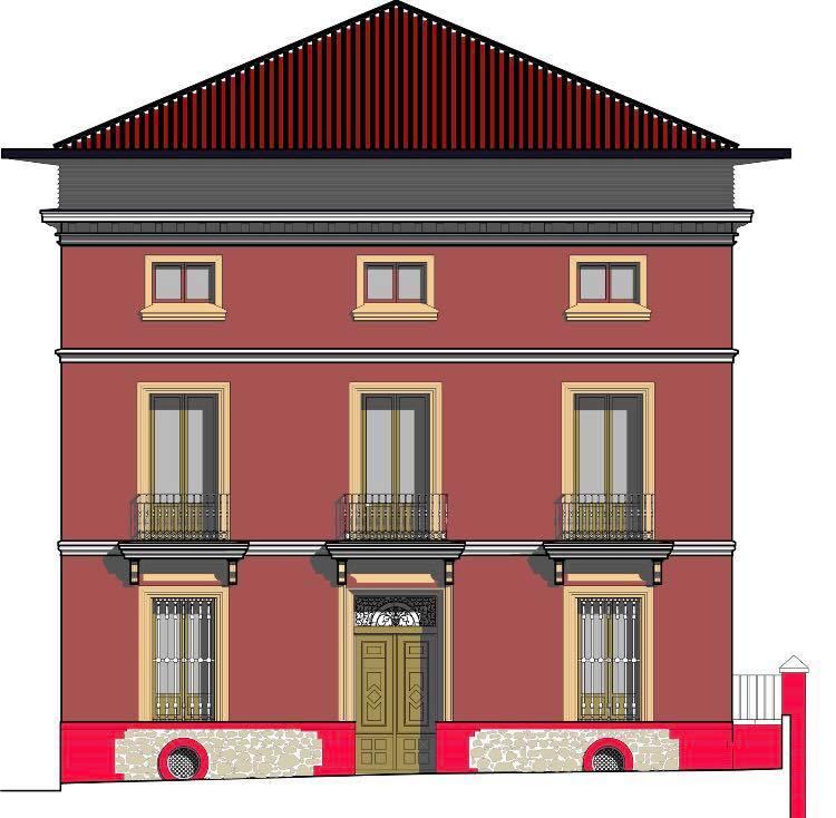 """Licitación para ejecución de obra """"Proyecto de restauración y rehabilitación interior de la Casa Grande para Casa Consistorial"""""""
